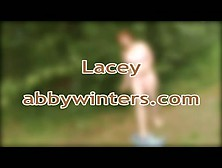 Abby Winters Lacey Naked Interwiew