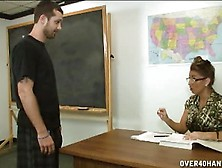 Forced To Cum In School By Stacie Starr By Over 40 Handjobs