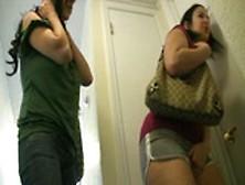 Bathroom Line Up Desperation 1