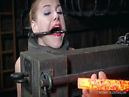 Restrained And Used Like A Sex Toy
