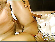 Rapacious Blond Mommy With Big Tits Gets Doggy Invaded Hard