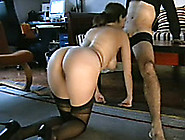 Obedient White Milf Wife Loves Sucking My Cock In Doggy Style