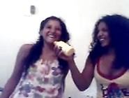 Sexy Egyptian Girls Talking Dirty