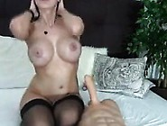 Petite Skinny Cam Girl Fucks Pussy And Ass