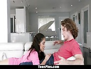 Teenpies - Teen Begs For Creampie
