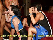 Real Women Filmed Sucking Strippers Cocks