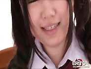 Fresh Jap Schoolgirl Cocoa Aisu Pussy Pounded And Creampied