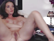 Breasty Mother I'd Like To Fuck Copulates Her Snatch Hard With H