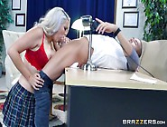 Brazzers - School Girl Alix Lovell Gets Pounded