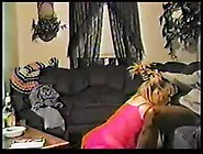 Slutty Wife Gets Down On Her Knees And Sucks A Horny Black Guy&#