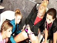 Piss Fetish Lesbians At Golden Shower Party