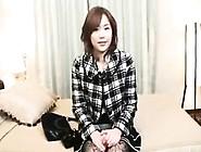 Sensual Oriental Girl In Black Stockings Gets Her Hairy Sna