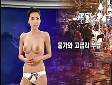 Naked News Korea Part 2