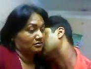 Bhabhi Sex And Foreplay With Neighbor Young Guy