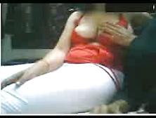Fsiblog – Gujrati Sexy Bhabi First Time On Cam With Devar