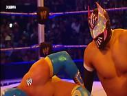 Full-Length Match - Smackdown - Sin Cara Vs.  Sin Cara - Mask Vs.