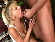 Insatiable Blonde Granny Inci Getting Nailed Deep By Libor On Th