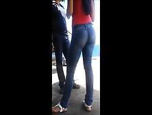 Nalgona Venezolana En Unare