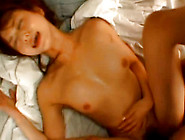 Japanese Av Model Enjoys A Real Hard Fucking