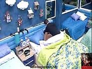 Talita E Rafael Transando Gostoso No Edredom No Bbb15 - Xvideos