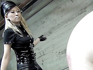 Hard Whipping By Blonde Asian Mistress (Part 1 Of 2)