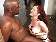 Black Man Punishes Her For Exposing Her Boobs