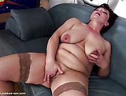 Mature Queen Mom Gets Her Pussy Destroyed By Fists