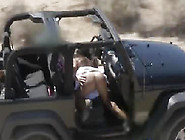 Glorious Latina Mercedes Carrera Is Having Hot Sex In Jeep