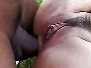Small Titted Brunette Is Sucking Many Black Dicks And Getting Fu