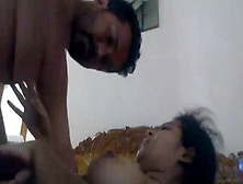 Mallu Husband Records His Sex Session With Hot Wife!