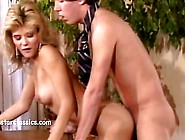 Ginger Lynn And Tom Byron Cum Shot