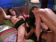 Mia Smiles In Asian Ffm Threesome