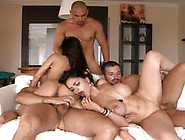Wild Orgy With Lady Mai And Marta La Croft