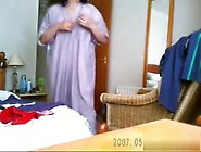 Just A Webcam Of The Wife Dressing Greater Amount To Chase