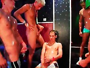 Groups Males Pissing Outdoor Movie Gay Cumshot Attack!