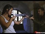 Cumshots With Gunshots Hot Action Sex Movie With Franceska Jaime
