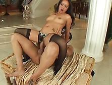 Hottest Pornstar Mya Luanna In Amazing Cunnilingus,  Asian Sex Cl