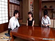 Horny Japanese Mature Mom Loves Kissing Er Guys By Jpnmatures