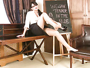 Naughty Teacher Sasha Cane