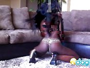 Porn Tube Gorgeous Ebony Ana Masturbating Cam Session