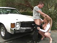 Big Titted Corinna Blake Gets Fucked In A Pick Up Truck