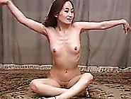 Erotic Solo Scene With Skinny Asian Chick Called Sveta