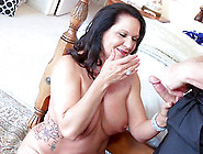 Mature Shaved Granny Enjoys Sex With Strangers Like Never Before