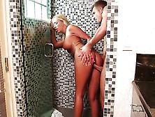 Ultra Busty Brooke Fox Wants To Make Her Boyfriend Bill Bailey C