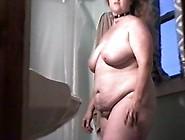 Naked Hot Blonde Bbw Big Breasts,  Outside Dancing