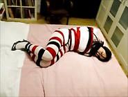 Pantyhose Bed Bondage