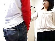 Naughty Japanese Teen Slut Giving Sweet Boner Awesome Handjo...