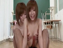 Hottest Japanese Chick Azusa Itagaki In Fabulous Cunnilingus,  Sm