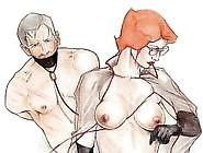 Femdom Fetish Clothes Bdsm Bondage Wear Art Strapon Comics
