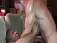 Colt Rivers Hammer Fucks Troy Sparks' Insatiable Hole